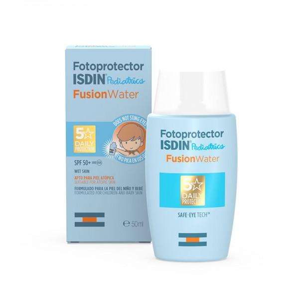 Isdin Fotoprotector Fusion Water Pediatrics SPF50