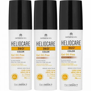 Heliocare 360⁰ Color Gel Oil-Free SPF 50+