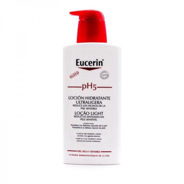 Eucerin pH5 Loción Hidratante Ultraligera