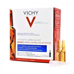 Vichy Liftactiv Ampollas Glyco-C Antimanchas