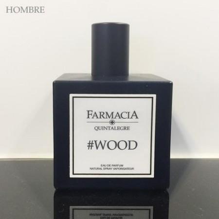 Quintalegre Wood Eau de Parfum