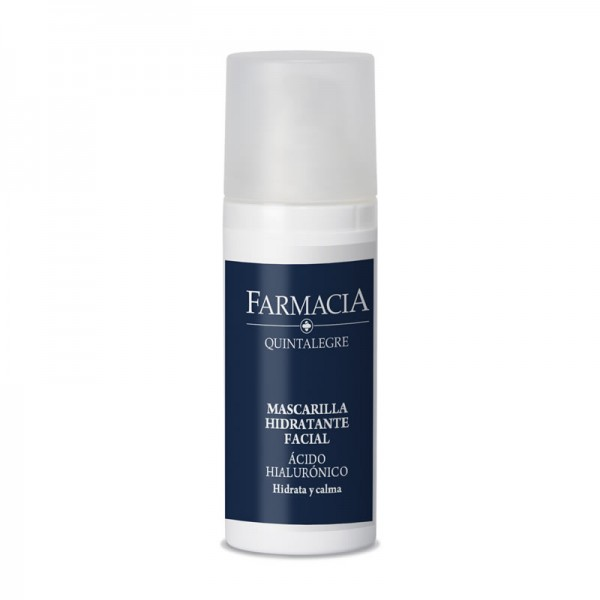 Quintalegre Mascarilla Hidratante Facial