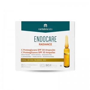 Endocare Radiance C Proteoglicanos SPF30 Ampollas