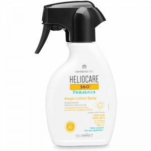 Heliocare 360⁰ Pediatrics Atopic Lotion Spray SPF50