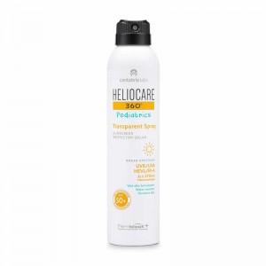Heliocare 360⁰ Pediatrics Transparent Spray SPF50+