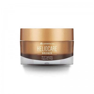 Heliocare Advanced Oral Cápsulas Bronze