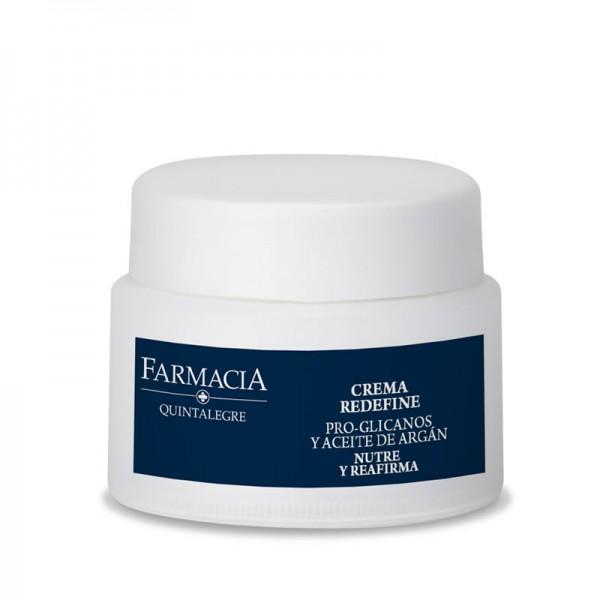 Quintalegre Crema Redefine Aceite de Argán y Pro-Glicanos