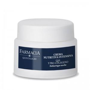 Quintalegre Crema nutritiva intensiva Q10 y Pro-colágeno