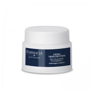 Quintalegre Crema Triple Retinol UV