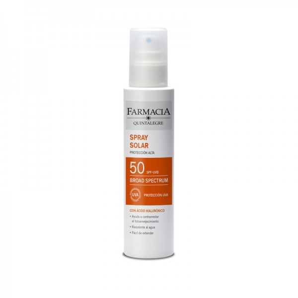 Quintalegre Spray Solar SPF50+