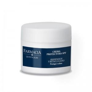 Quintalegre Crema Protectora Anti-rojeces SPF15+