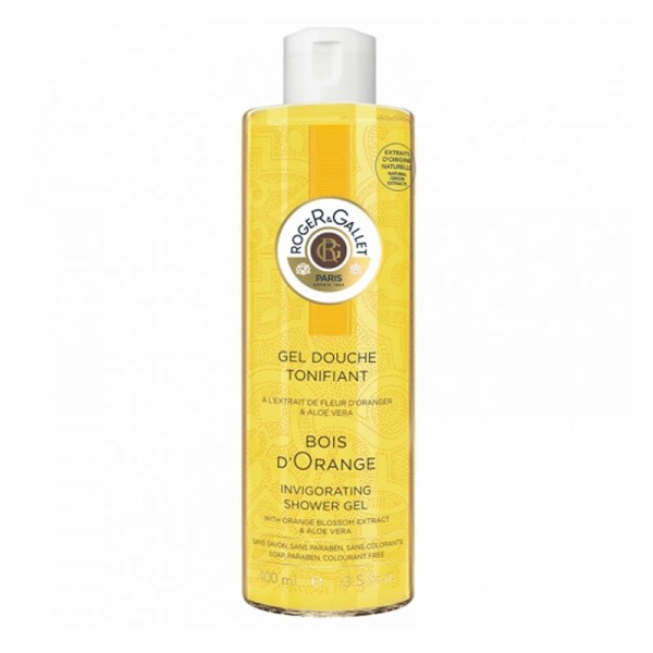 Roger & Gallet Gel de Ducha Tonificante Bois D'Orange