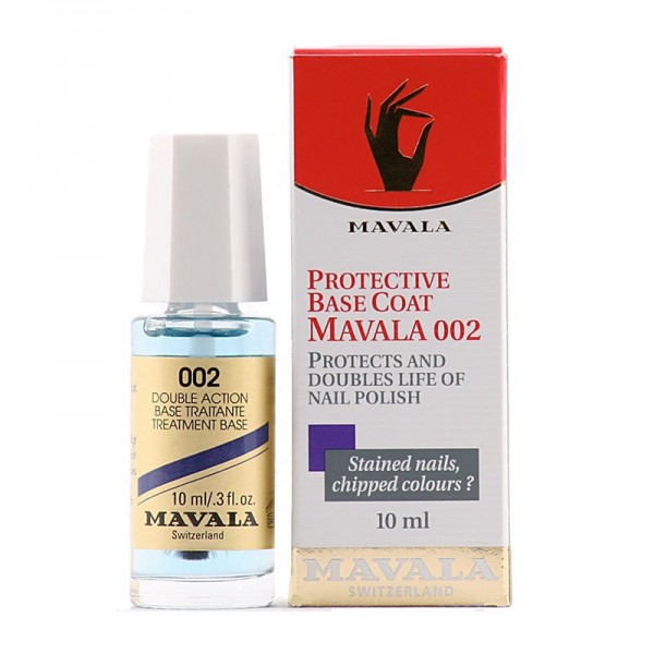Mavala 002 Base Protectora de Doble Acción