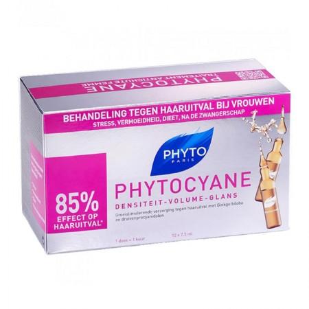 Phyto Phytocyane ampollas