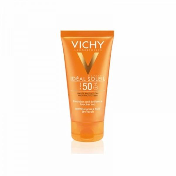 Vichy Ideal Soleil Emulsión Tacto Seco SPF 50