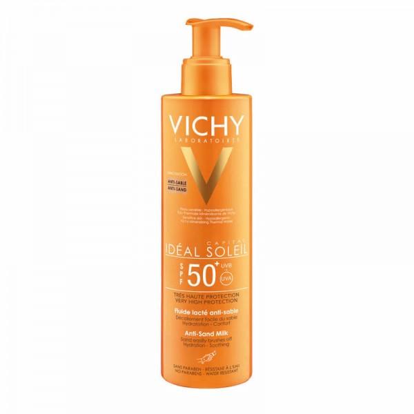 Vichy Ideal Soleil Leche Solar Anti-Arena SPF 50