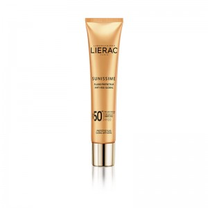 Lierac Sunissime fluido protector de rostro anti-edad global SPF50