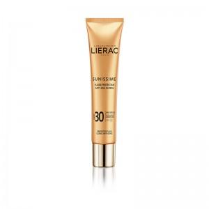 Lierac Sunissime fluido protector de rostro anti-edad global SPF30
