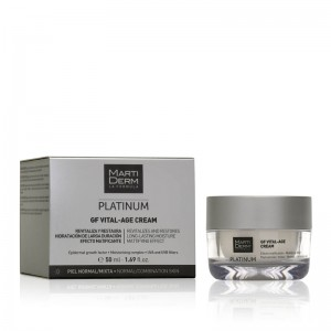 Martiderm Platinum GF Vital-Age Cream Piel Normal y Mixta
