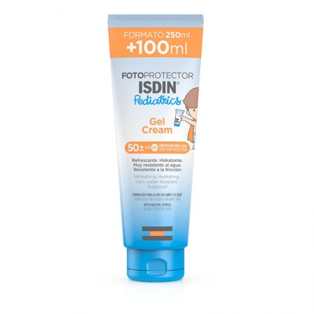 Fotoprotector Isdin Gel Cream Pediatrics SPF 50+