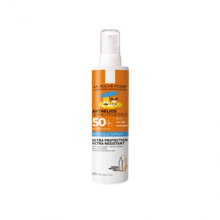 La Roche Posay Anthelios SPF50+ Dermo-pediatrics Spray Invisible