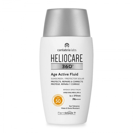 Heliocare 360º Age Active Fluid SPF50