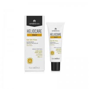 Heliocare 360 ⁰ Gel Oil - Free SPF 50