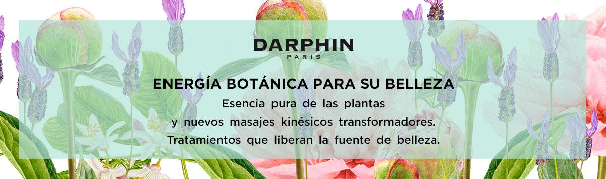 Darphin - Energía Botánica para su belleza